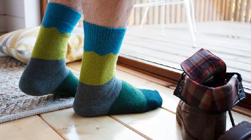 Blog Calcetines de lana merino y cashmere