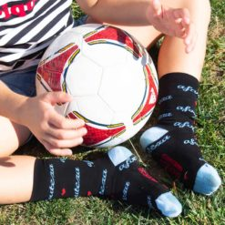 Calcetines Afouteza negro niños