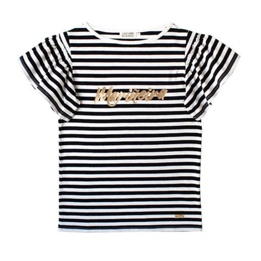 Camiseta Mariñeira oro SomosOcéano