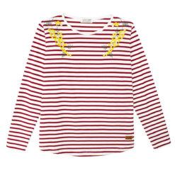 Camiseta Mimosas rayas SomosOcéano