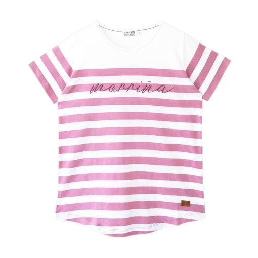 Camiseta Morriña rosa SomosOceano
