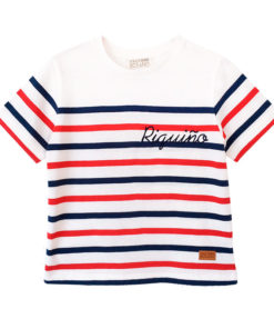 Camiseta Riquiño mariñeiro niño SomosOcéano