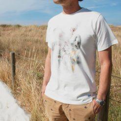 Camiseta Pulpo hombre