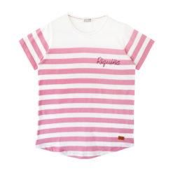 Camiseta Riquiña rosa SomosOceano