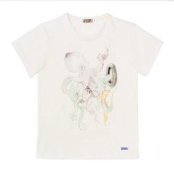Camiseta-chica-Pulpo