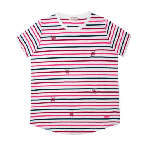 Camiseta Nécoras mujer SomosOcéano