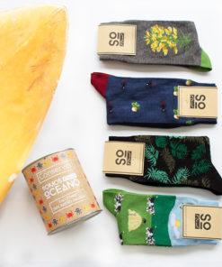 Pack de regalo calcetines Flora SomosOcéano