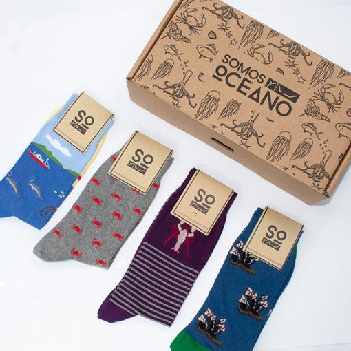 Pack calcetines Marinero