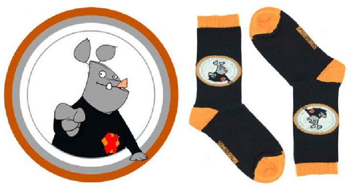 Blog SomosOcéano calcetíns Xabarín Club