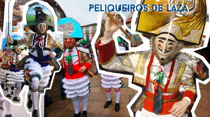 Blog SomosOcéano triángulo mágico del Entroido en Galicia