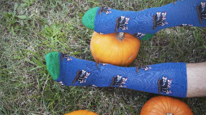 Nueva colección calcetines otoño inverno 2018 SomosOcéano