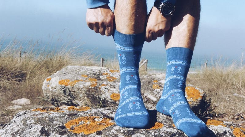 Mejoramos la calidad de nuestros calcetines
