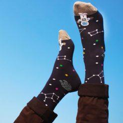 Calcetines Galaxias