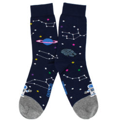 Calcetines Galaxias