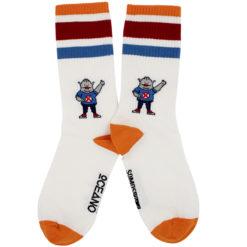 Calcetíns deportivos Xabarín