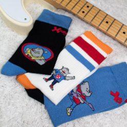 Lote calcetíns Xabarín Club