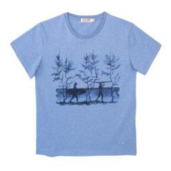 Camiseta Surf mujer